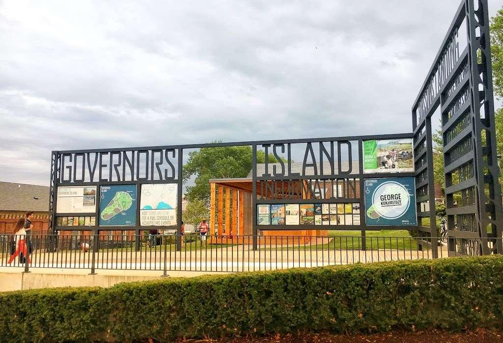 The Oval - park  | Photo 8 of 10 | Address: New York, NY 10004, USA