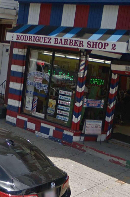 Rodriguez Barbershop - hair care  | Photo 1 of 5 | Address: 302 Bowdoin St, Dorchester, MA 02122, USA | Phone: (617) 288-1661
