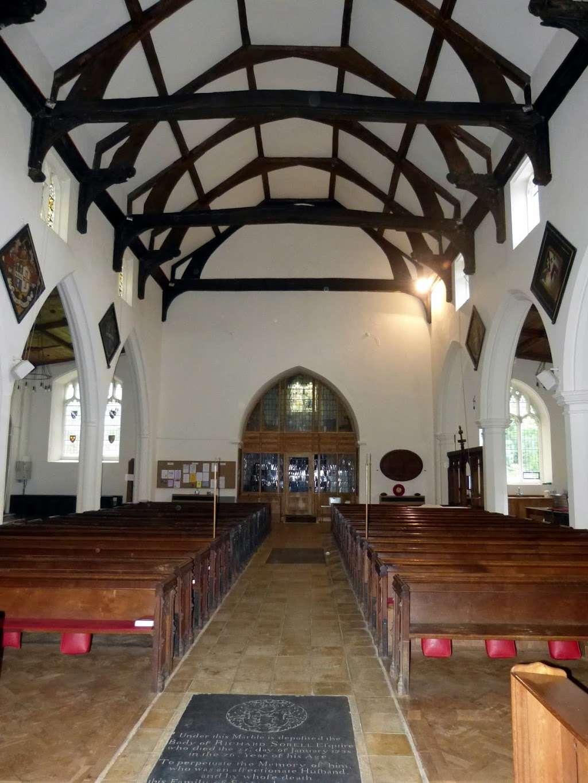 Great Waltham Church - church  | Photo 6 of 10 | Address: Great Waltham, Chelmsford Rd, Chelmsford, Great Waltham, Chelmsford CM3 1AR, UK | Phone: 01245 364081