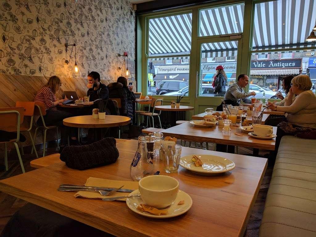 The Peppermint - cafe  | Photo 1 of 10 | Address: 294 Elgin Ave, Maida Vale, London W9 1JS, UK | Phone: 020 7289 0089