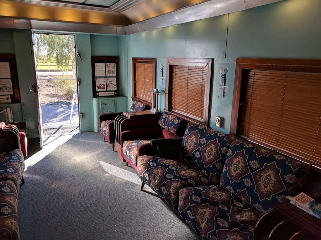 Arizona Railway Museum - museum  | Photo 10 of 10 | Address: 330 E Ryan Rd, Chandler, AZ 85286, USA | Phone: (480) 821-1108