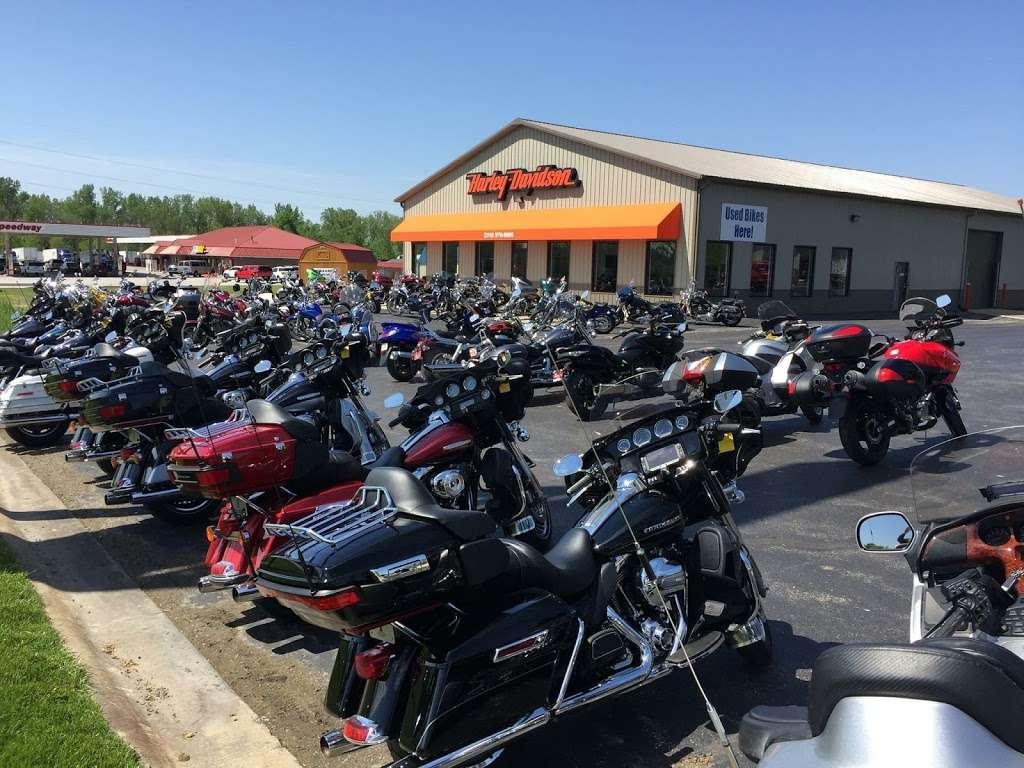 The Harley-Davidson Shop of Michigan City - store    Photo 7 of 10   Address: 2968 US-421, Michigan City, IN 46360, USA   Phone: (219) 878-8885