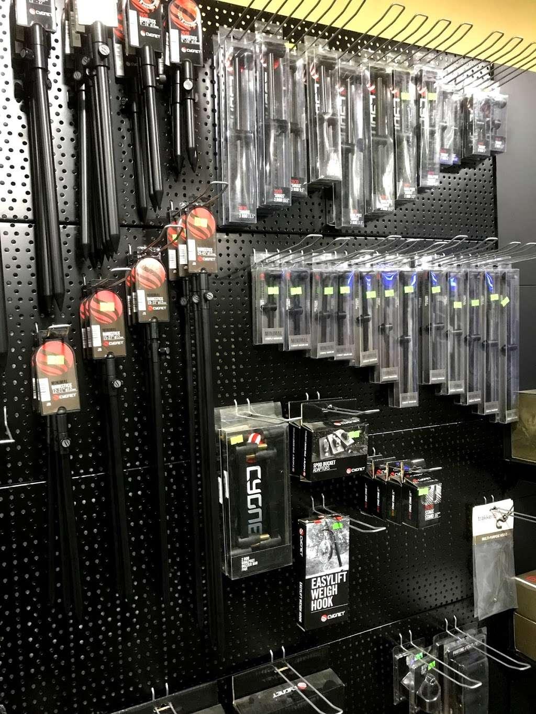 The Tackle Shop Sevenoaks - store  | Photo 8 of 10 | Address: 44 Seal Rd, Sevenoaks TN14 5AR, UK | Phone: 01732 454952