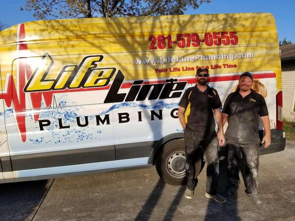 Life Line Plumbing - plumber  | Photo 2 of 3 | Address: 1430 Vander Wilt Ln Suite C, Katy, TX 77449, USA | Phone: (281) 809-0049