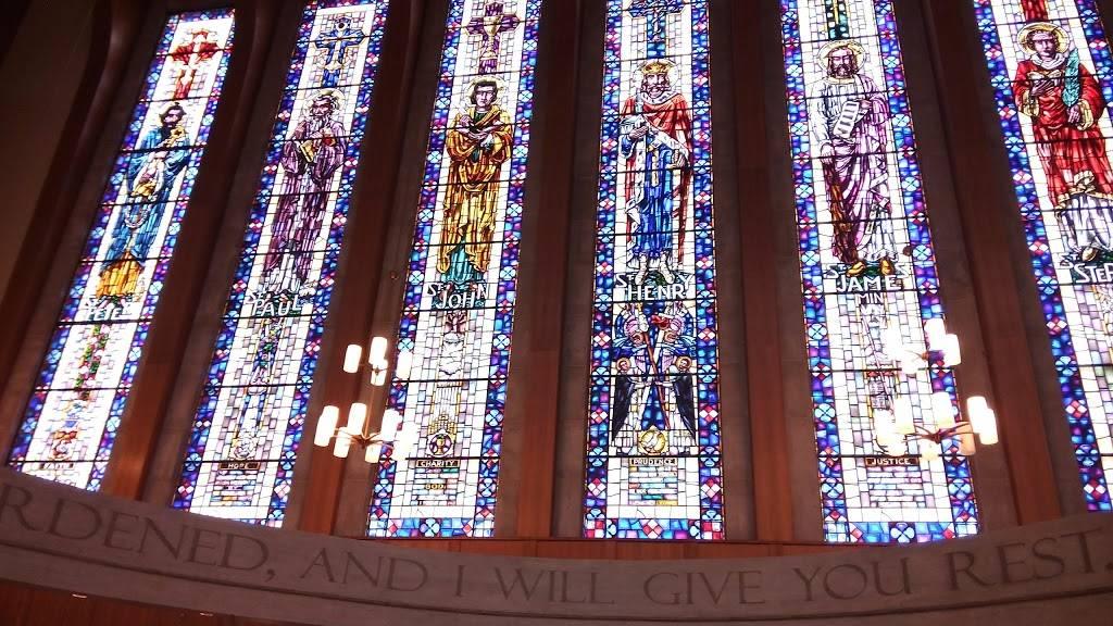 St. Henry Catholic Church - church  | Photo 6 of 10 | Address: 6401 Harding Pike, Nashville, TN 37205, USA | Phone: (615) 352-2259