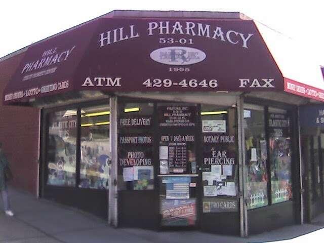 Hill Pharmacy - pharmacy  | Photo 7 of 10 | Address: 53-82 65th Pl, Maspeth, NY 11378, USA | Phone: (718) 429-4646
