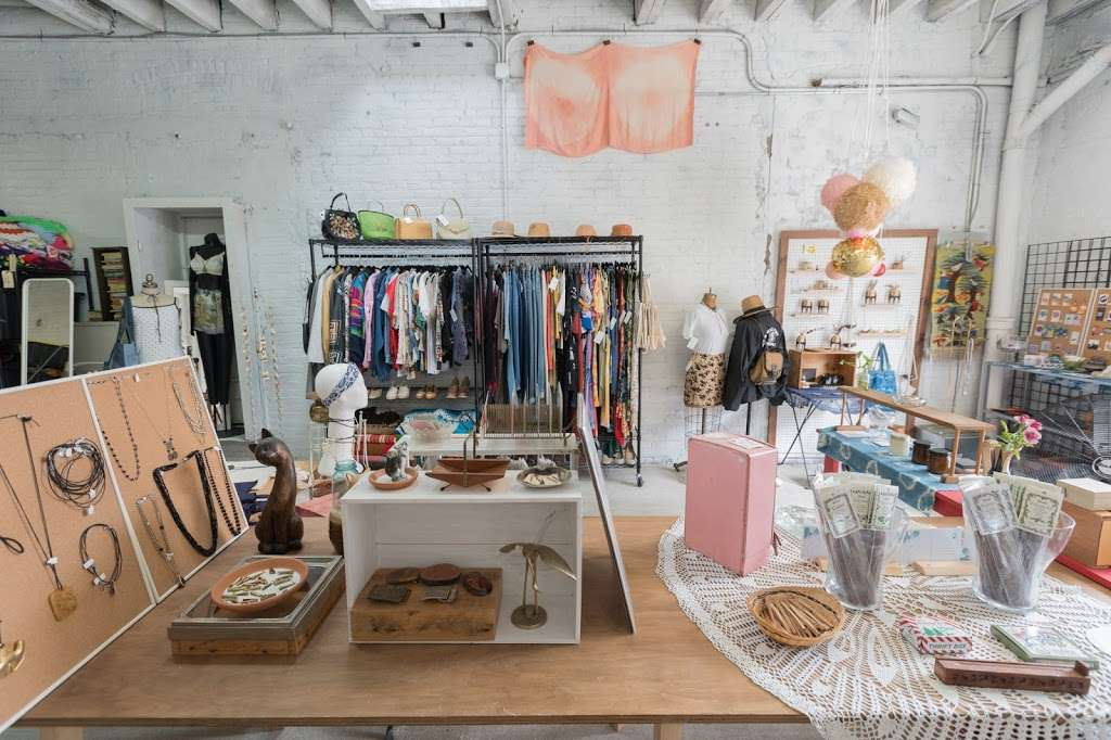 Dusty Rose Vintage - clothing store  | Photo 1 of 3 | Address: 67 West St #216, Brooklyn, NY 11222, USA