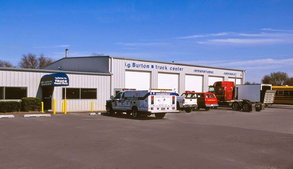 Ig Burton Milford De >> I G Burton Blue Bird Bus Center Car Repair 411 N