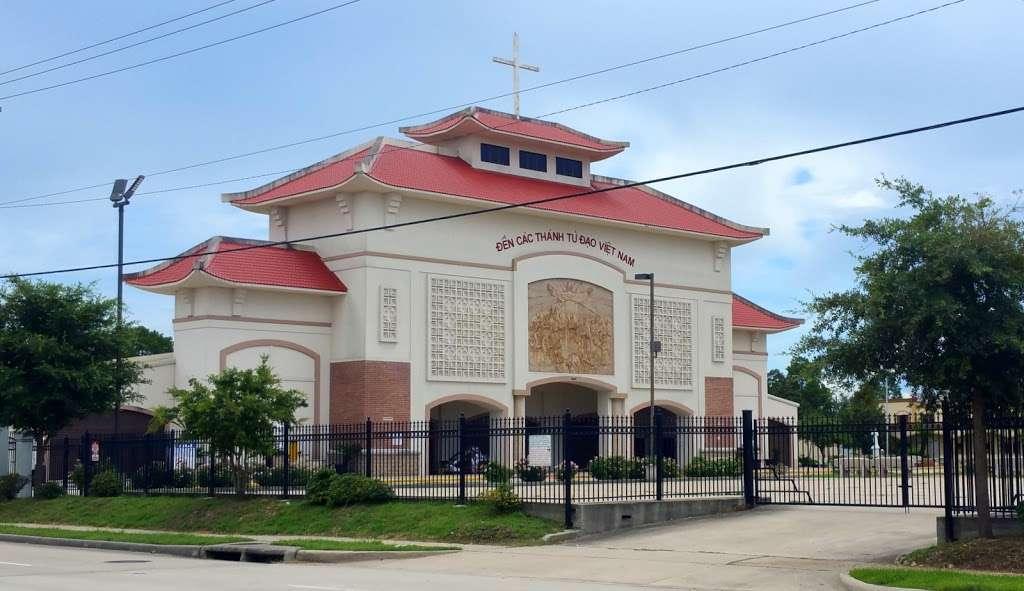 Vietnamese Martyr Church - church  | Photo 1 of 10 | Address: 10610 Kingspoint Rd, Houston, TX 77075, USA | Phone: (713) 941-0521
