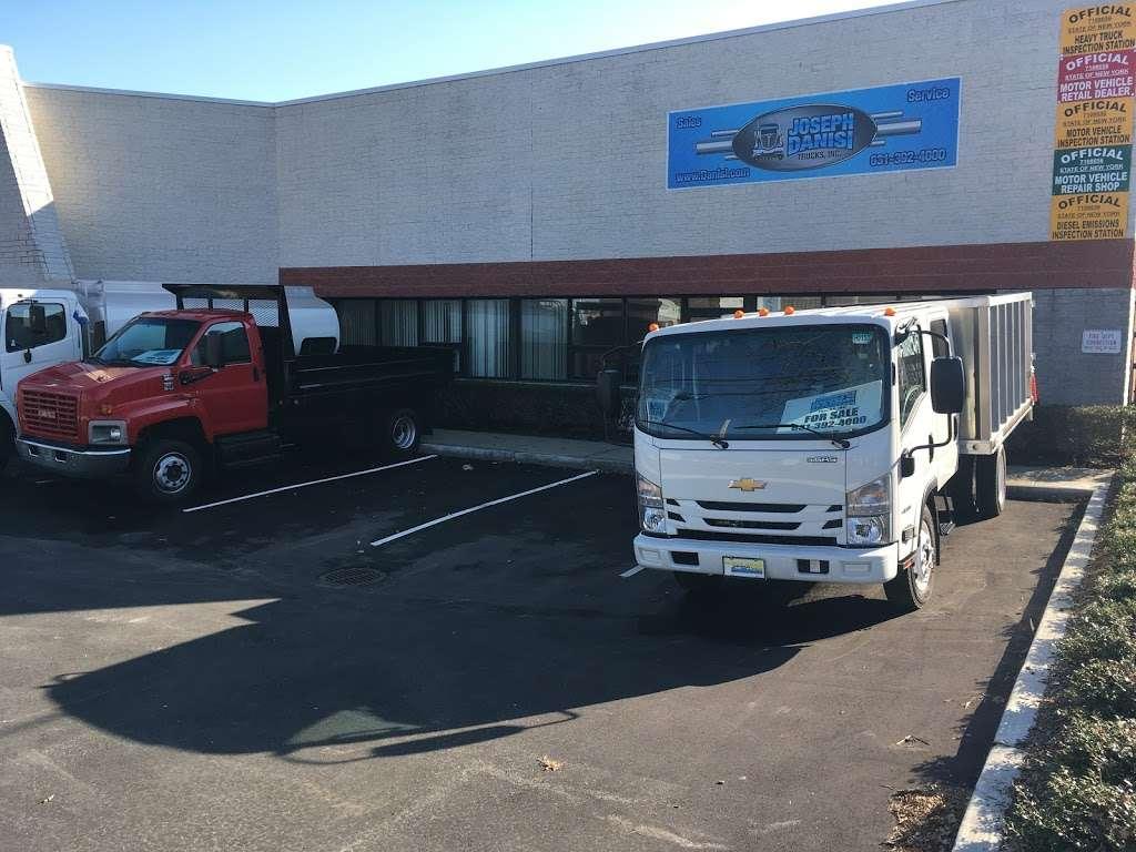 JOSEPH DANISI TRUCKS INC. - car repair    Photo 4 of 7   Address: 1030 Grand Blvd, Deer Park, NY 11729, USA   Phone: (631) 392-4000