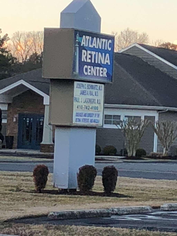 Atlantic Retina Center - doctor  | Photo 1 of 1 | Address: 31455 Winterplace Pkwy, Salisbury, MD 21804, USA | Phone: (410) 742-4100
