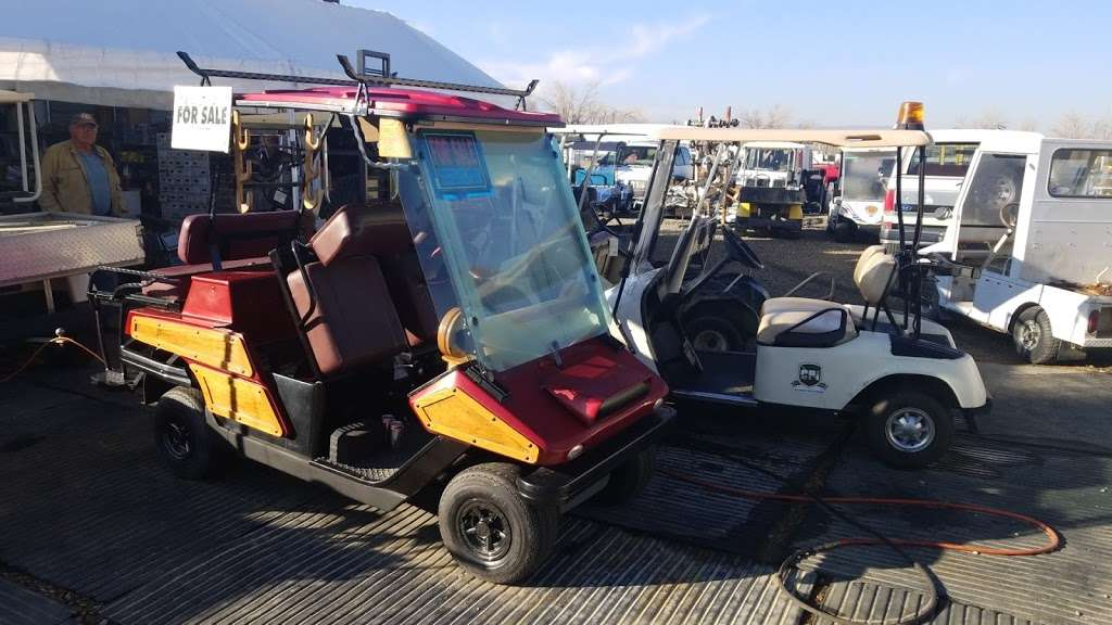AV Golf Carts - store  | Photo 3 of 10 | Address: 231 W Ave L 8, Lancaster, CA 93534, USA | Phone: (661) 951-0454