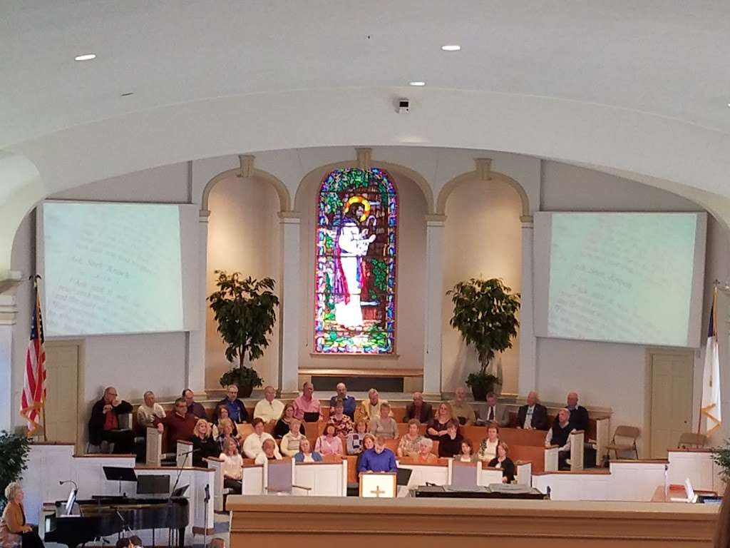 Church of the Open Door - church  | Photo 1 of 9 | Address: 1260 Fort Washington Ave, Fort Washington, PA 19034, USA | Phone: (215) 646-7471