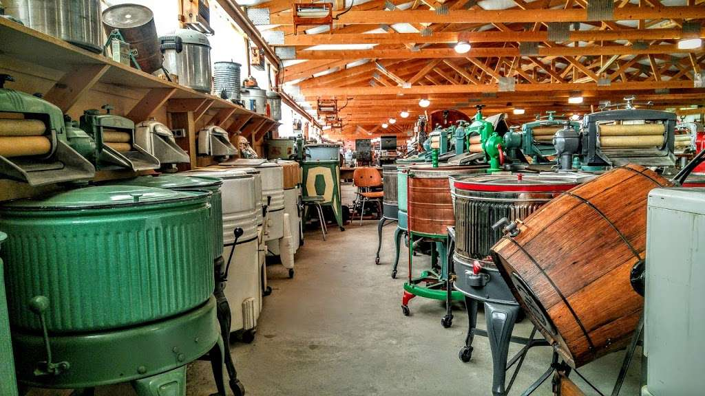 Lee Maxwell Washing Machine Museum - museum  | Photo 1 of 10 | Address: 35901 WCR 31, Eaton, CO 80615, USA | Phone: (970) 454-1856