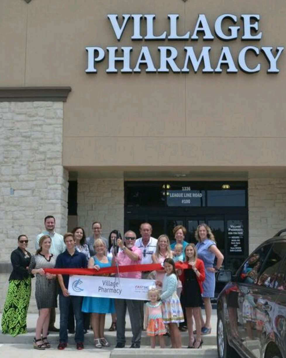 Village Pharmacy - pharmacy  | Photo 3 of 9 | Address: 1336 League Line Rd #100, Conroe, TX 77304, USA | Phone: (936) 756-7456