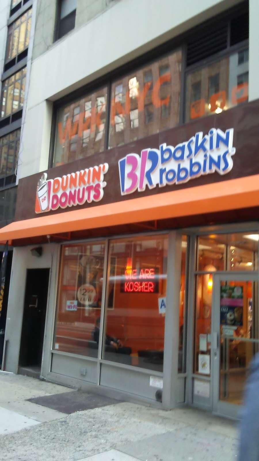 Dunkin Donuts - cafe  | Photo 2 of 10 | Address: 51 E 34th St, New York, NY 10016, USA | Phone: (212) 481-2355
