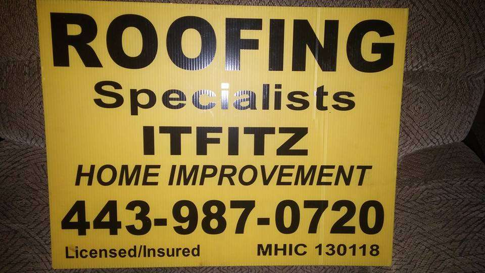 ItFitz Home Improvement LLC - roofing contractor  | Photo 3 of 5 | Address: 20 Canvas Pl, Bel Air, MD 21015, USA | Phone: (443) 987-0720