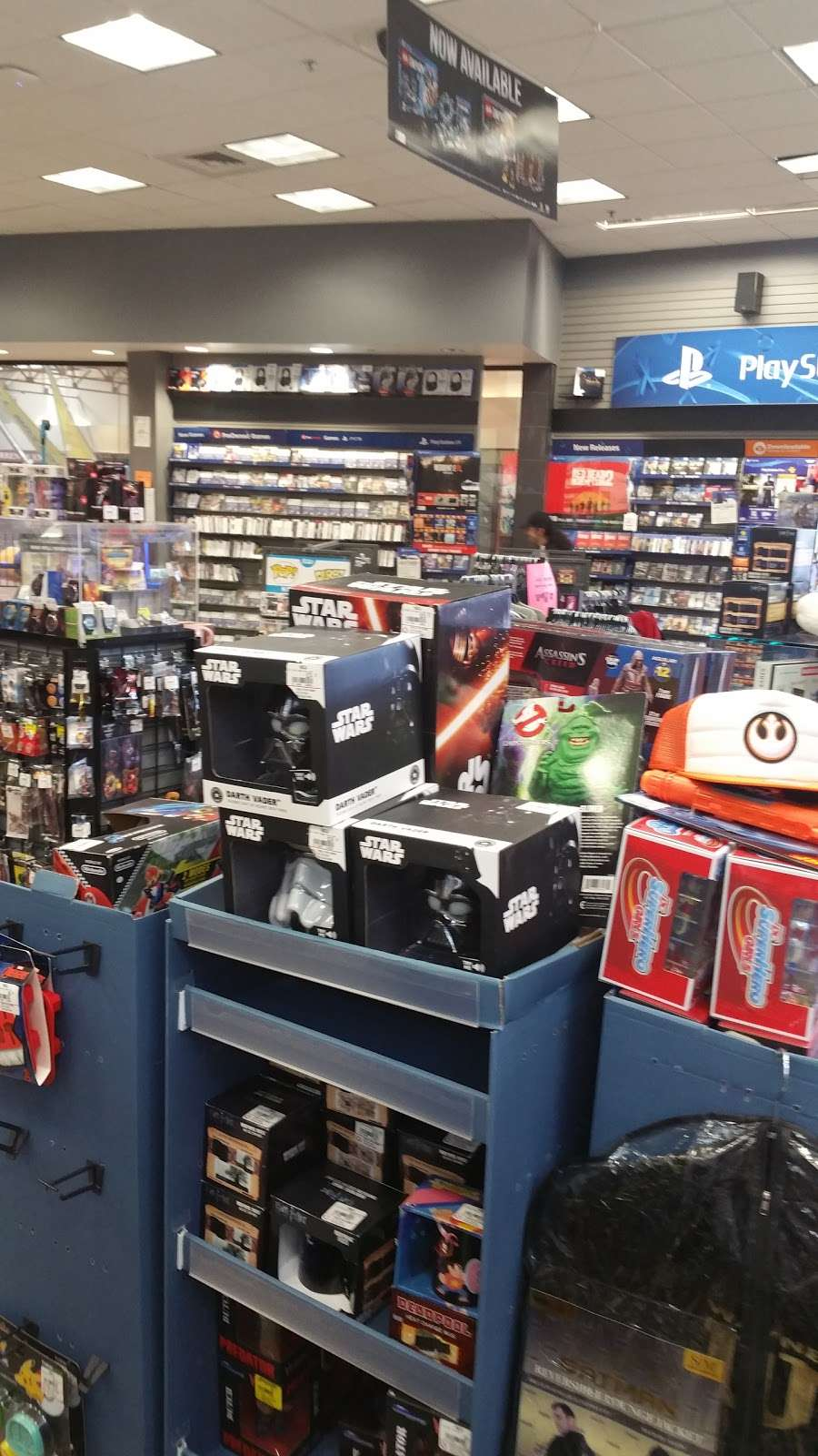 GameStop - electronics store  | Photo 9 of 10 | Address: 447 Great Mall Dr, Milpitas, CA 95035, USA | Phone: (408) 956-9213