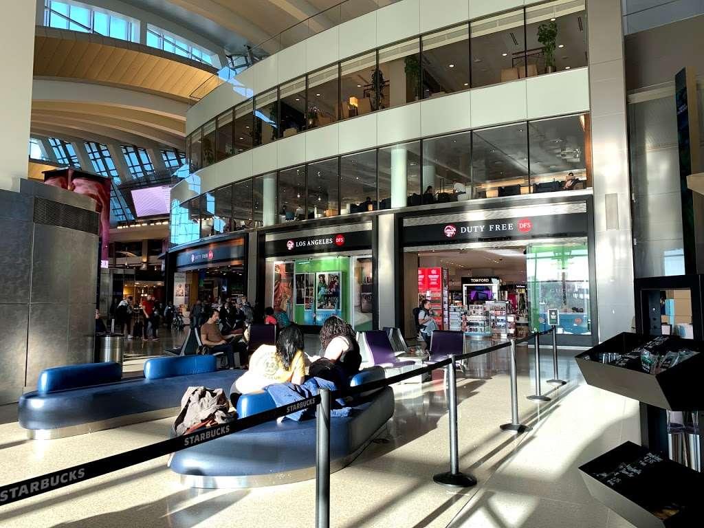 Starbucks Tom Bradley International Terminal LAX - cafe    Photo 1 of 10   Address: Los Angeles, CA 90045, USA   Phone: (424) 222-4000