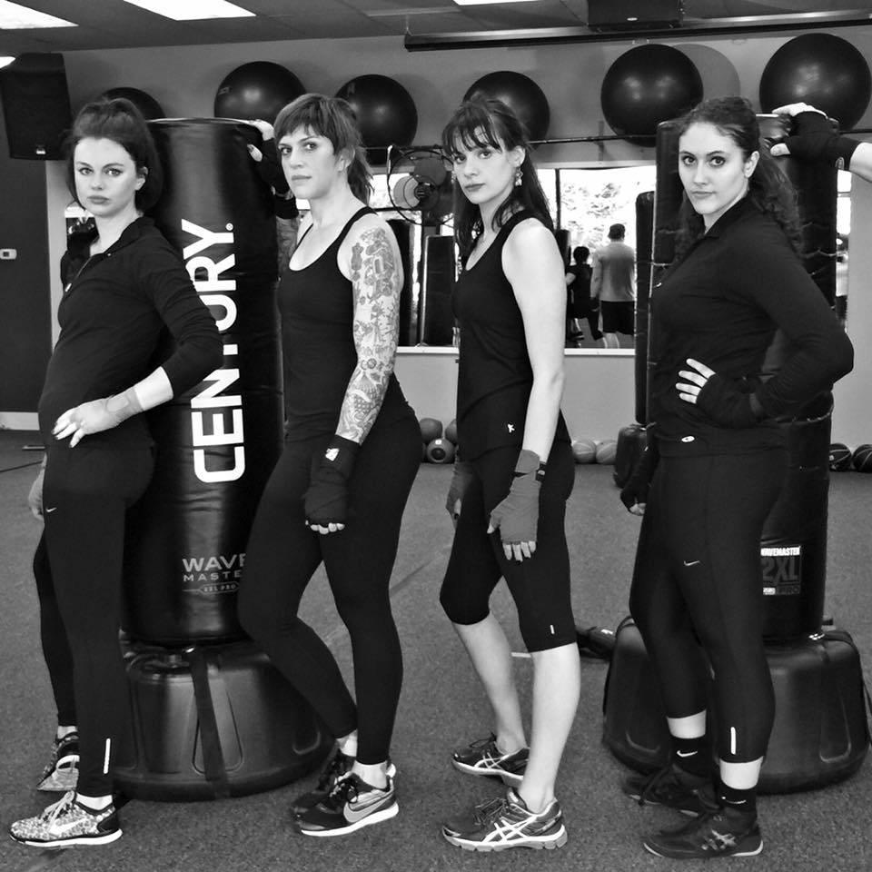 Fierce Fitness Kickboxing - gym  | Photo 3 of 10 | Address: 7800 SW Durham Rd STE 300, Portland, OR 97224, USA | Phone: (503) 245-9500