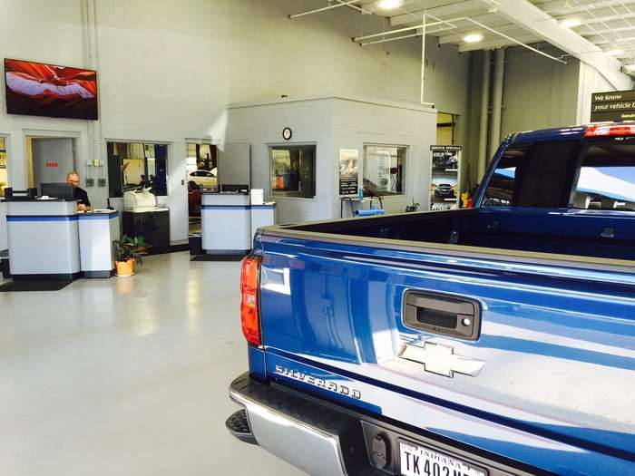 Greg Hubler Chevrolet - car repair    Photo 8 of 10   Address: 13895 N State Rd 67, Camby, IN 46113, USA   Phone: (317) 831-0770