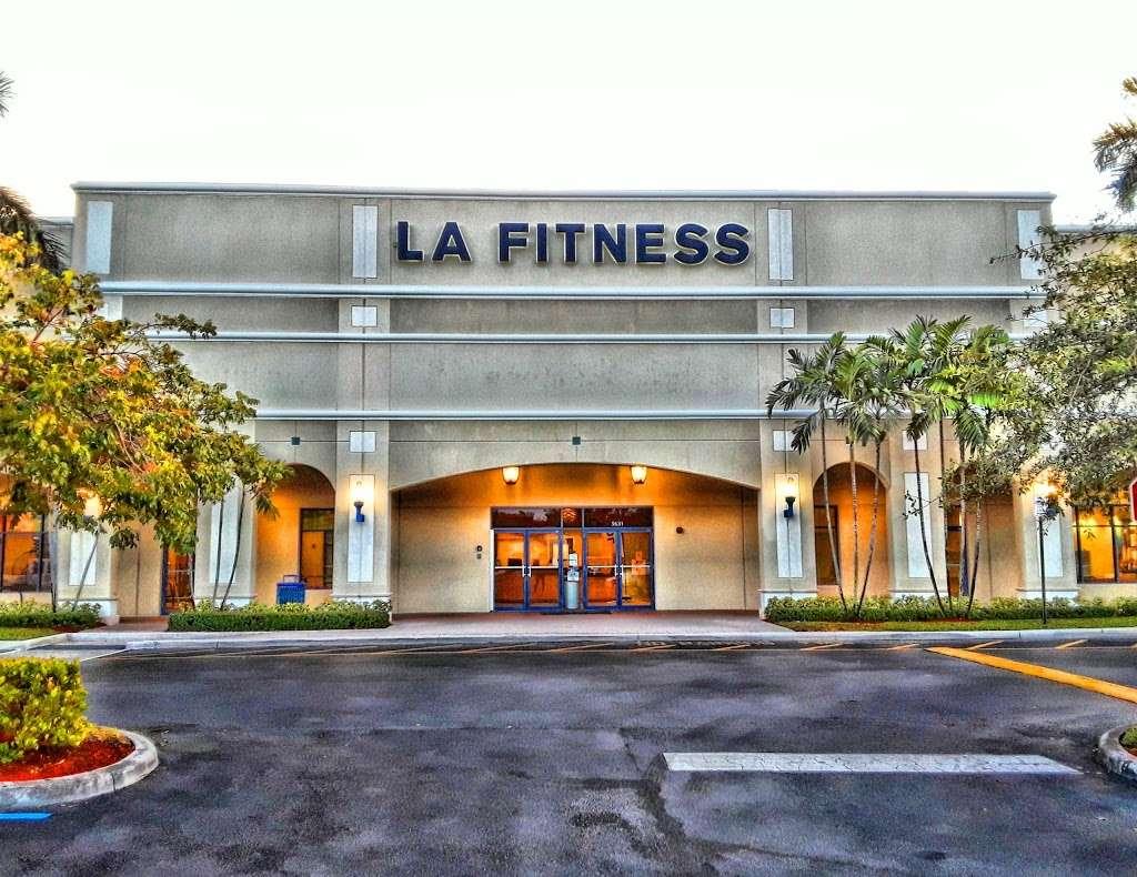 La Fitness 5631 Coral Ridge Dr Coral Springs Fl 33076 Usa