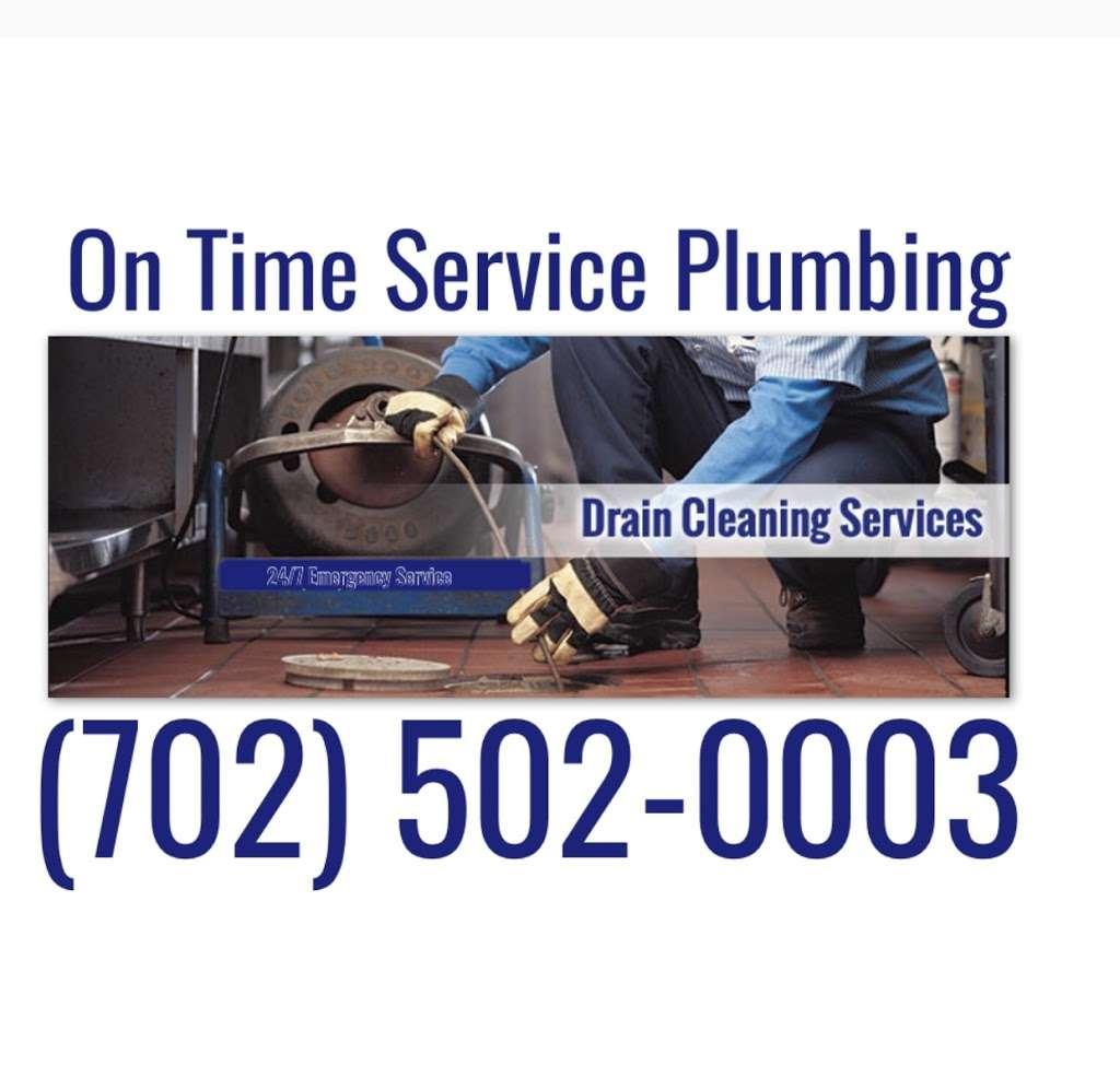 ON TIME SERVICE AAAOT INC - plumber    Photo 9 of 9   Address: 6069 S Fort Apache Rd, Las Vegas, NV 89148, USA   Phone: (702) 502-0003