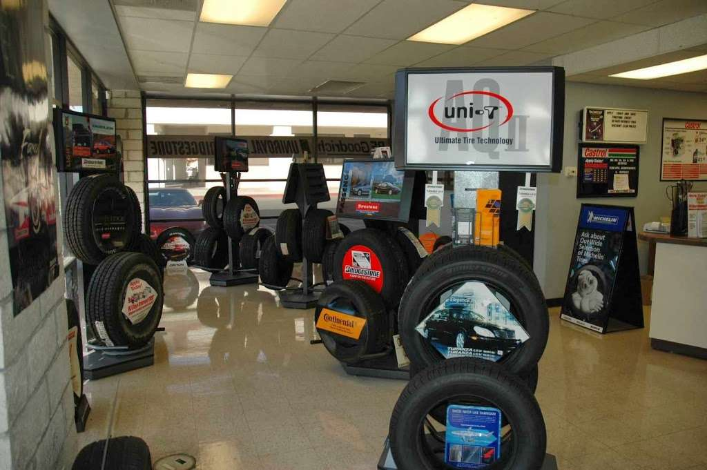 Ted Wiens Tire and Auto - car repair  | Photo 1 of 10 | Address: 7770 W Cheyenne Ave, Las Vegas, NV 89129, USA | Phone: (702) 939-8473