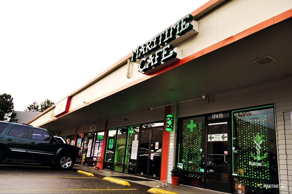 Maritime Cafe - health  | Photo 1 of 8 | Address: 17417 SE McLoughlin Blvd, Portland, OR 97267, USA | Phone: (503) 305-8307
