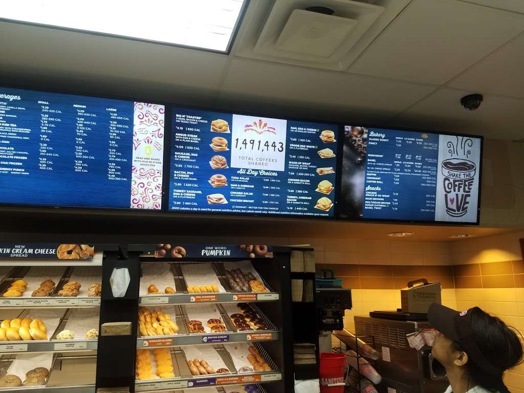 Dunkin Donuts - cafe  | Photo 8 of 10 | Address: 8401 River Rd, North Bergen, NJ 07047, USA | Phone: (201) 861-7888