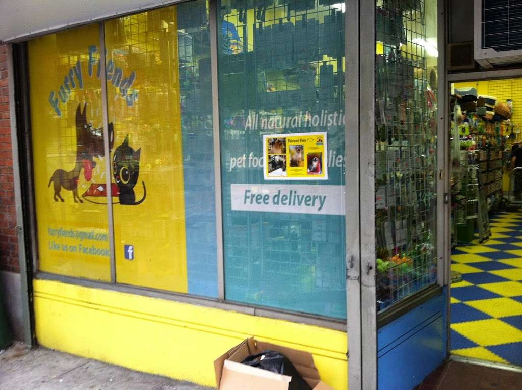 Furry Fiends - store    Photo 7 of 10   Address: 630 W 207th St, New York, NY 10034, USA   Phone: (212) 942-0222