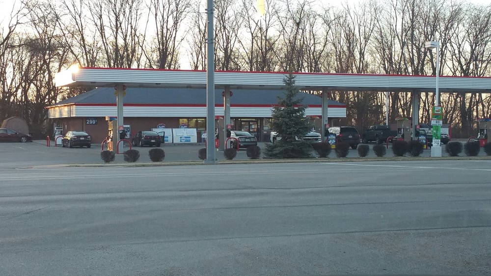 Gas America Services - gas station  | Photo 1 of 2 | Address: 2045 N Riley Hwy, Shelbyville, IN 46176, USA