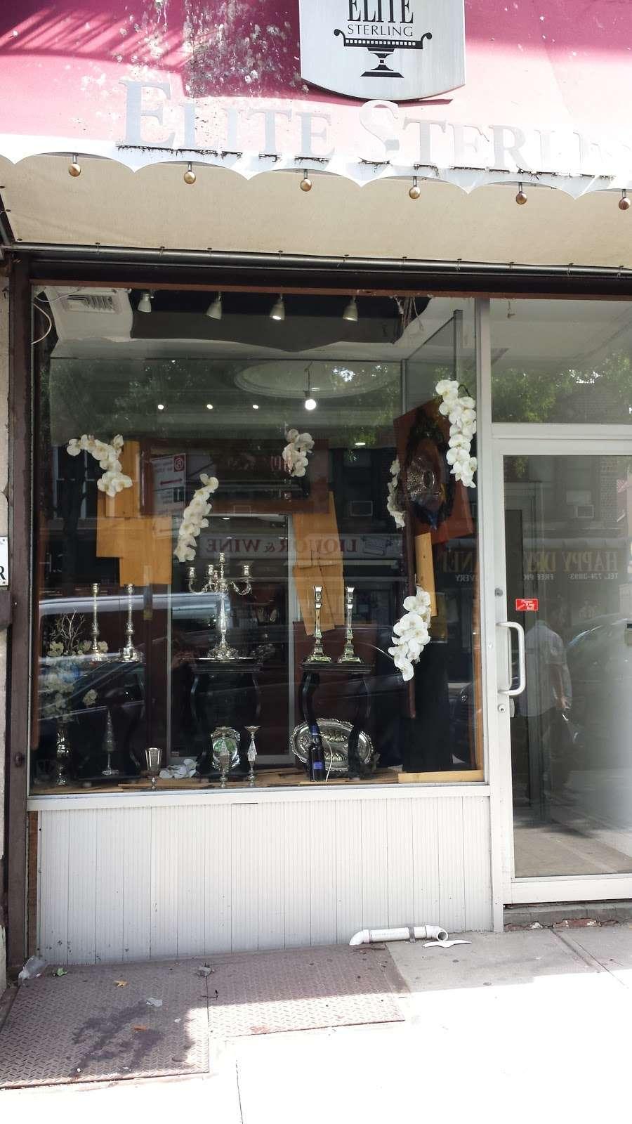 Elite Sterling - store  | Photo 1 of 9 | Address: 321 Kingston Ave, Brooklyn, NY 11213, USA | Phone: (718) 778-2161