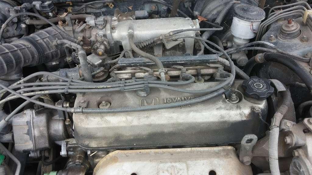 J&B Used Auto Parts - car repair  | Photo 10 of 10 | Address: 6401 E Mt Houston Rd, Houston, TX 77050, USA | Phone: (281) 590-9211