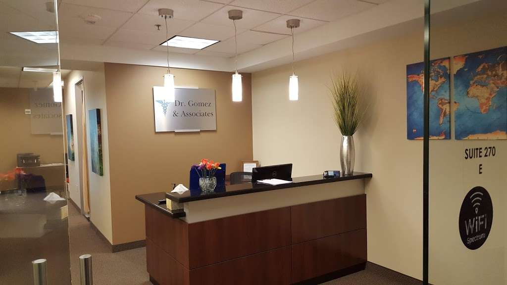 Dr. Gomez and Associates - health  | Photo 5 of 6 | Address: 8787 N Stemmons Fwy Suite# 270, Dallas, TX 75247, USA | Phone: (214) 416-7871