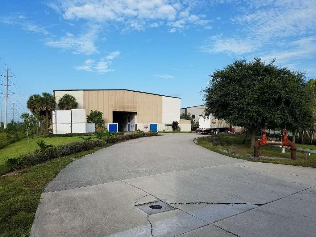 PODS - moving company  | Photo 2 of 5 | Address: 5479 Leeper Dr, West Palm Beach, FL 33407, USA | Phone: (877) 770-7637