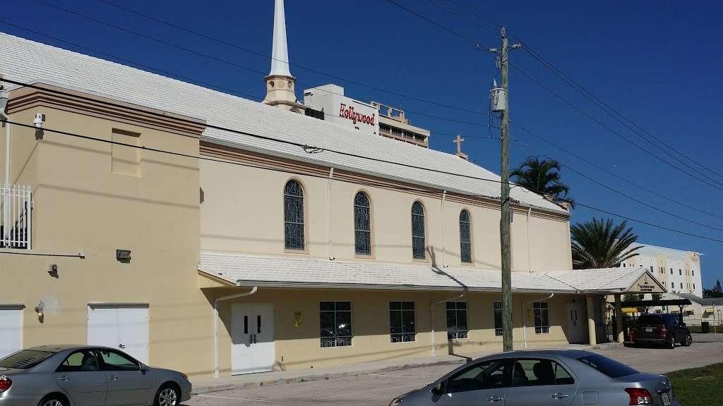 Hollywood Spanish Seventh-day Adventist Church - church    Photo 7 of 10   Address: 1808 Van Buren St, Hollywood, FL 33020, USA