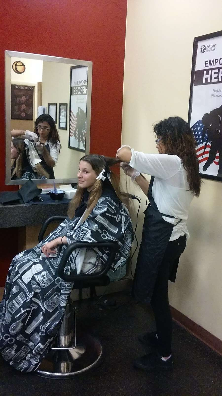 Empire Beauty School - hair care    Photo 8 of 8   Address: 1801 Columbia Ave, Lancaster, PA 17603, USA   Phone: (717) 207-8360