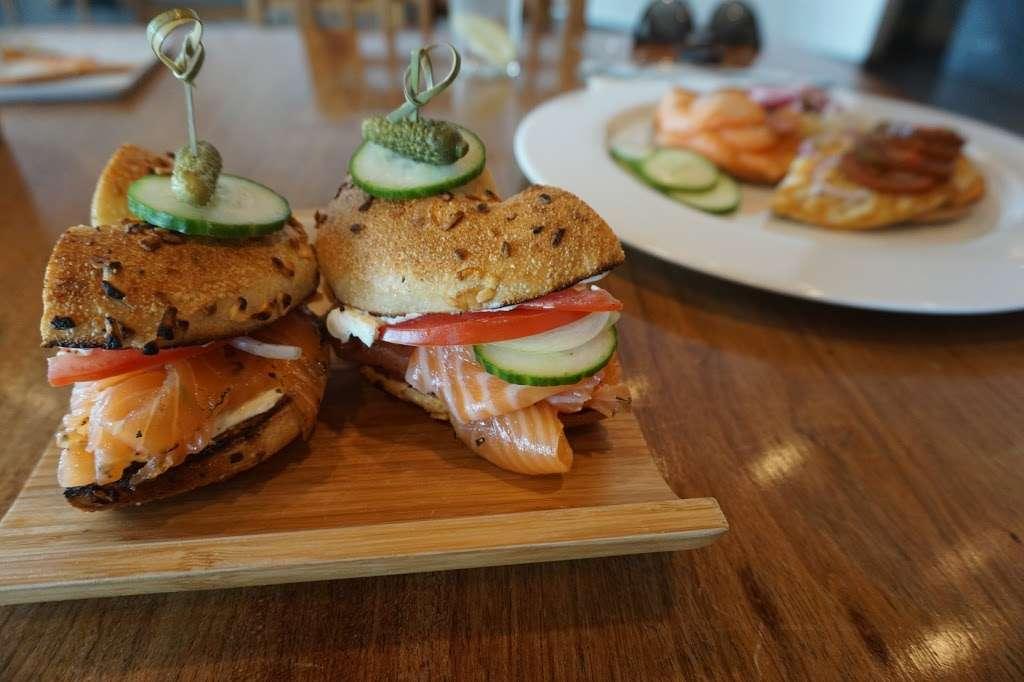 Lox Cafe - restaurant  | Photo 2 of 10 | Address: 2, 36 Battery Pl, New York, NY 10280, USA | Phone: (646) 437-4231