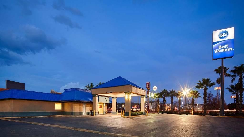 Best Western Magnolia Manor - lodging  | Photo 1 of 10 | Address: 234 N Lobdell Hwy, Port Allen, LA 70767, USA | Phone: (225) 344-3638