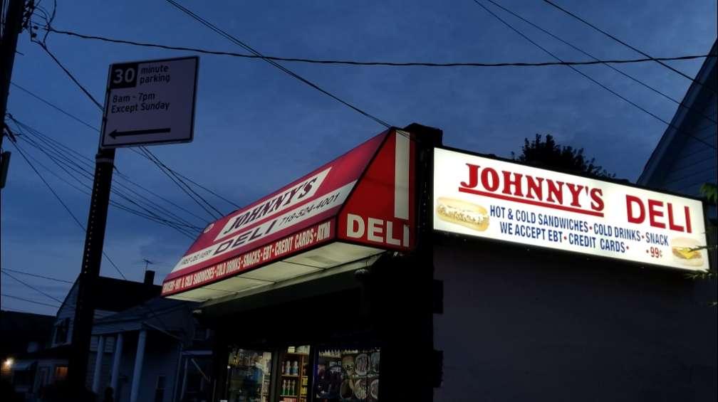 Johnnys Deli - store    Photo 1 of 10   Address: 614 Port Richmond Ave, Staten Island, NY 10302, USA   Phone: (718) 524-4001