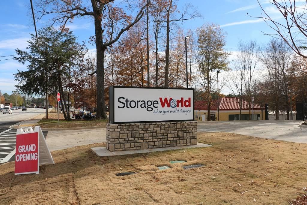 Storage World - storage  | Photo 4 of 6 | Address: 3909 Flat Shoals Pkwy, Decatur, GA 30034, USA | Phone: (404) 458-5144