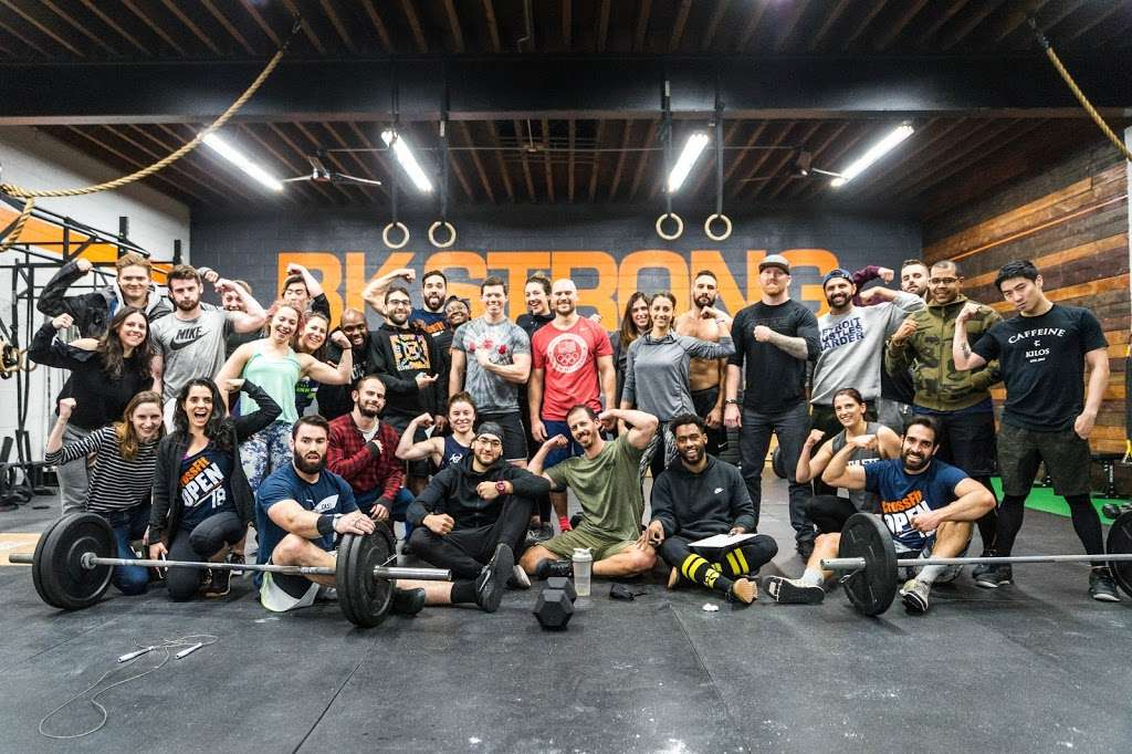 CrossFit Outbreak Bed Stuy - gym  | Photo 6 of 10 | Address: 1107, 492 Throop Ave, Brooklyn, NY 11221, USA | Phone: (347) 696-7060