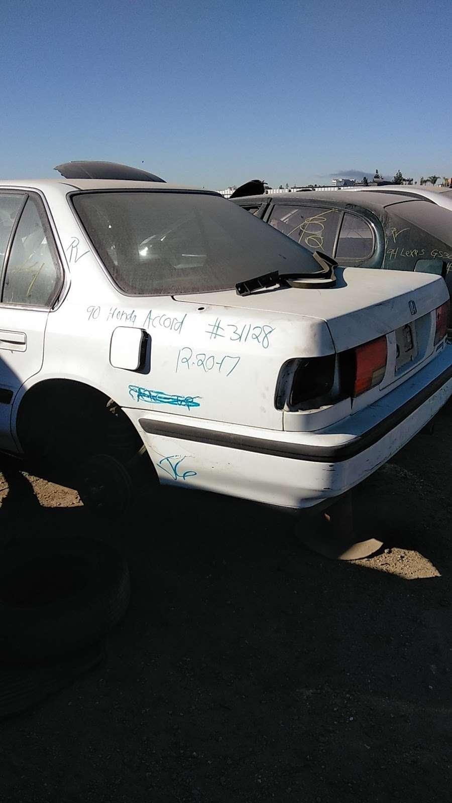 LKQ Pick Your Part - San Bernardino - car repair  | Photo 8 of 10 | Address: 434 6th St, San Bernardino, CA 92410, USA | Phone: (800) 962-2277