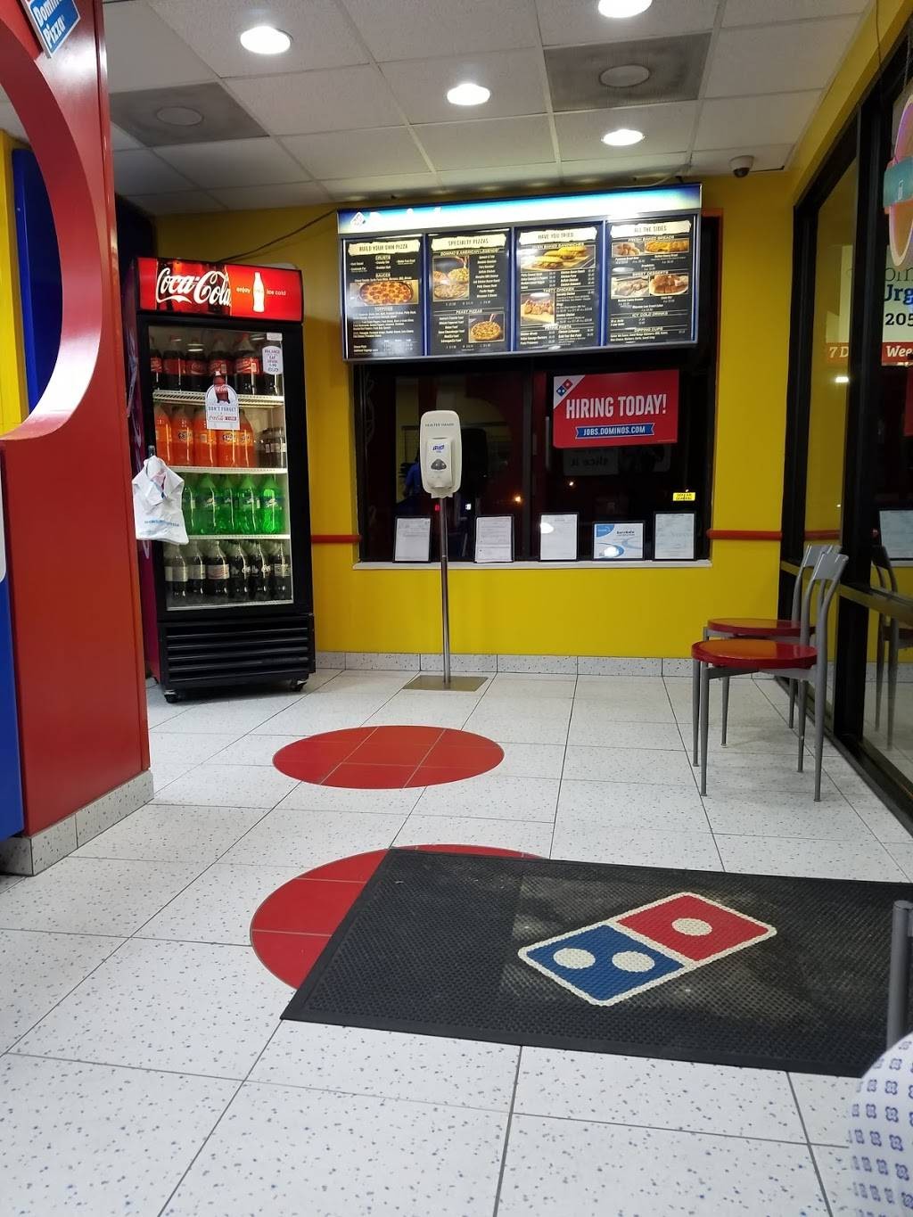 Dominos Pizza - meal delivery  | Photo 9 of 10 | Address: 1710 Decatur Hwy Ste 1, Fultondale, AL 35068, USA | Phone: (205) 841-3700