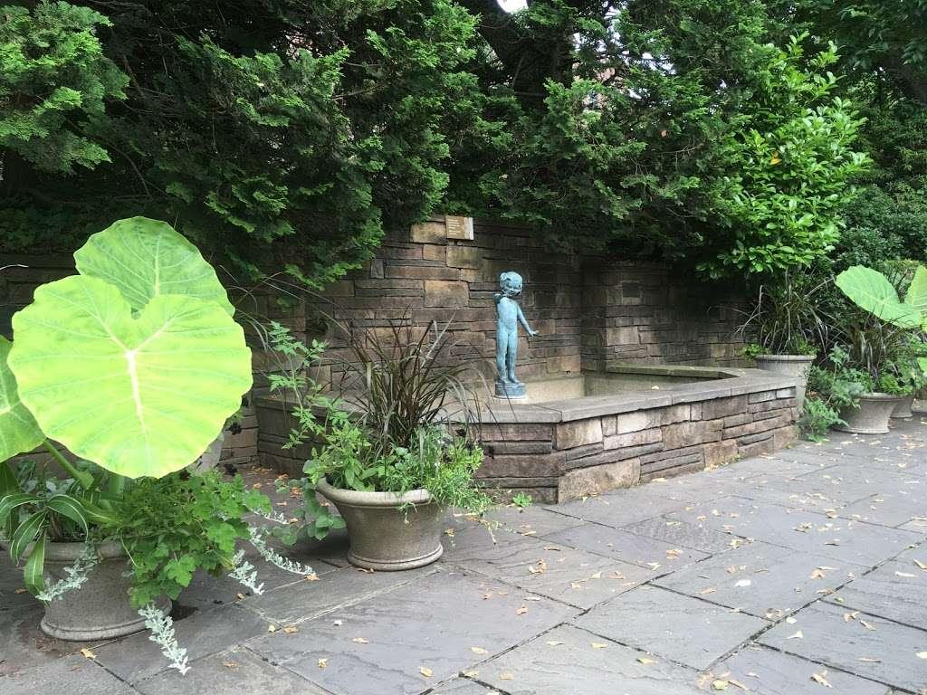Fragrance Garden Alice Recknagel Ireys - park  | Photo 8 of 10 | Address: 998 Mary Pinkett Avenue, Brooklyn, NY 11225, USA | Phone: (718) 623-7200