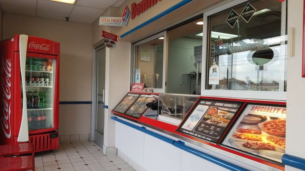 Dominos Pizza - meal delivery    Photo 2 of 10   Address: 703 S Atlantic Blvd, Alhambra, CA 91803, USA   Phone: (626) 289-5694
