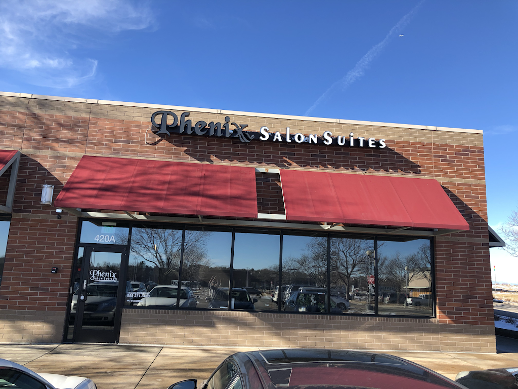 BeautifEye Studios at The Phenix Salon Suites - hair care    Photo 5 of 10   Address: BeautifEye Studios at The Phenix Salon Ste 117, 420 A, S Chambers Rd, Aurora, CO 80017, USA   Phone: (720) 427-9983