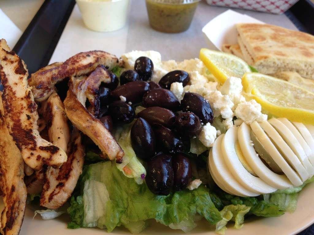 Titan Burgers Chino - restaurant  | Photo 5 of 10 | Address: 5509 Philadelphia St, Chino, CA 91710, USA | Phone: (909) 627-4004