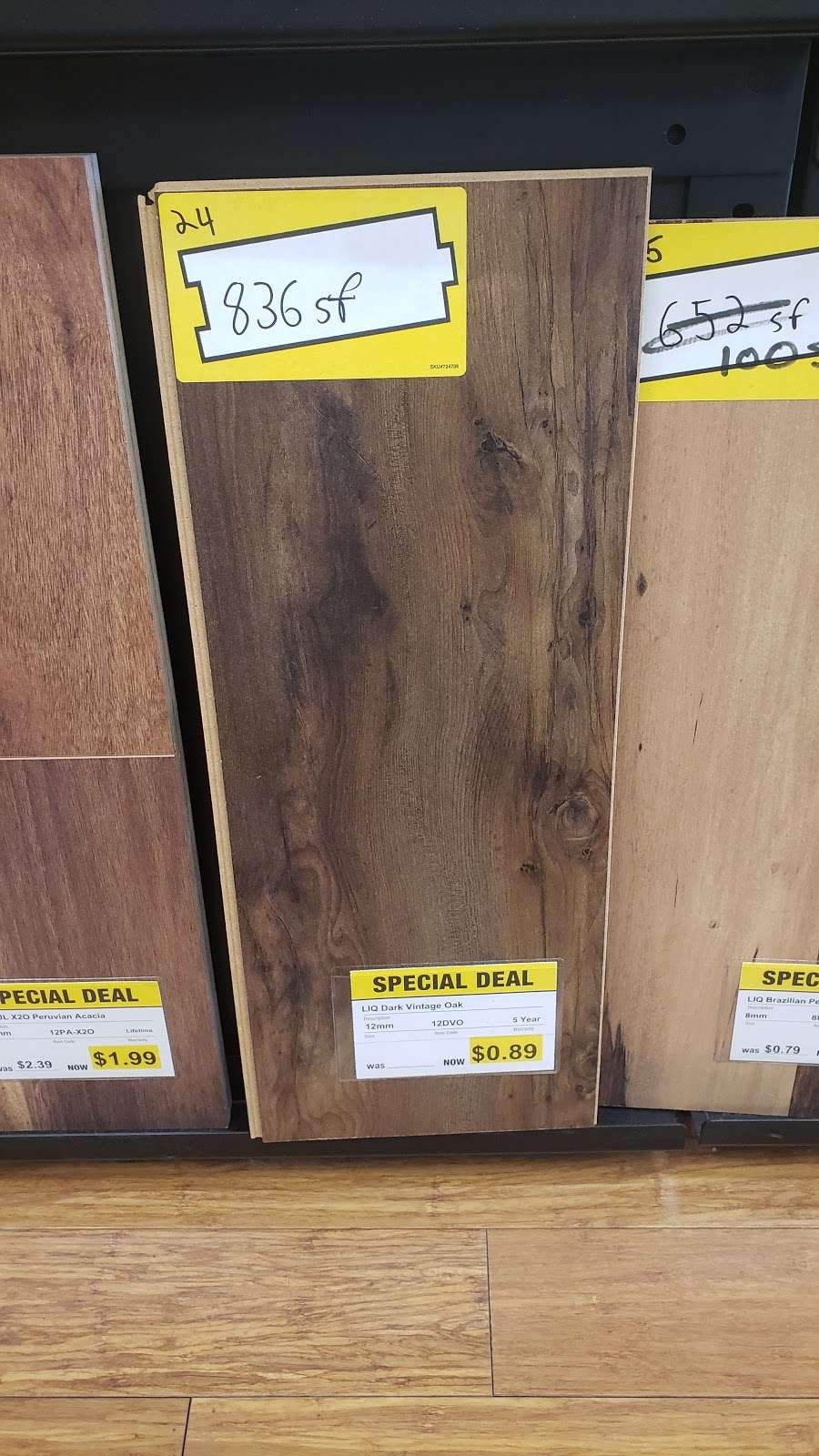 Lumber Liquidators Flooring 2920